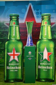 Kako je izgledalo gledanje Heineken finala UEFA EURO 2020 u Beogradu (FOTO) 2