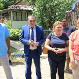 Predstavnici Ministarstva za ljudska i manjinska prava obišli romsko naselje Korman u okolini Kragujevca 1