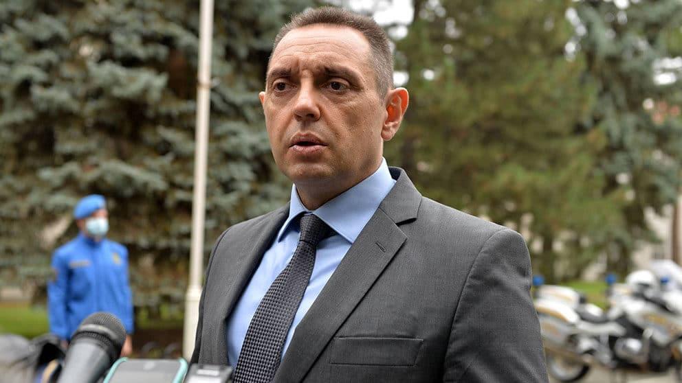 Vulin: Licemerno reagovanje u Sarajevu na hapšenje Vranja 1