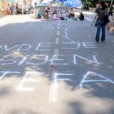 Nastavljen protest na Karaburmi, građani zahtevaju hapšenje sudije 13