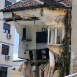 urusena zgrada Vracar