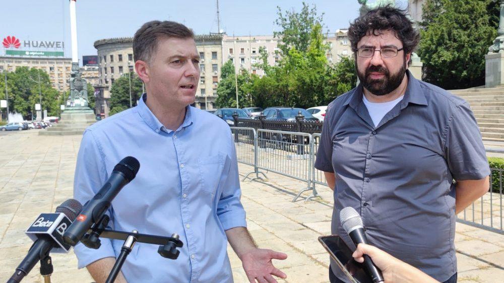 Zelenović: Zbog čega građani ne smeju da znaju razlog izmena Zakona o vodama 1