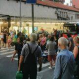 Pokret Ne davimo Beograd podržao protest građana zbog udesa u kom je stradalo dete 9