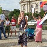 Građani protiv Zakona o vodama: Nećemo zakon koji otima vodu od svojih građana (FOTO) 6
