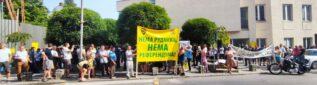 Građani u Loznici protestovali protiv Rio Tinta (FOTO) 11