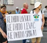 Građani u Loznici protestovali protiv Rio Tinta (FOTO) 8