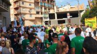 Građani u Loznici protestovali protiv Rio Tinta (FOTO) 6