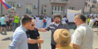 Građani u Loznici protestovali protiv Rio Tinta (FOTO) 5