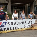 Maksimović: SNS batinaši organizovali napad 2