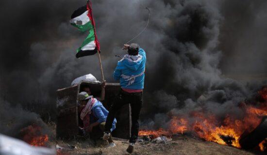 Izraelski vojnici ubili Palestinca tokom protesta na Zapadnoj obali 13