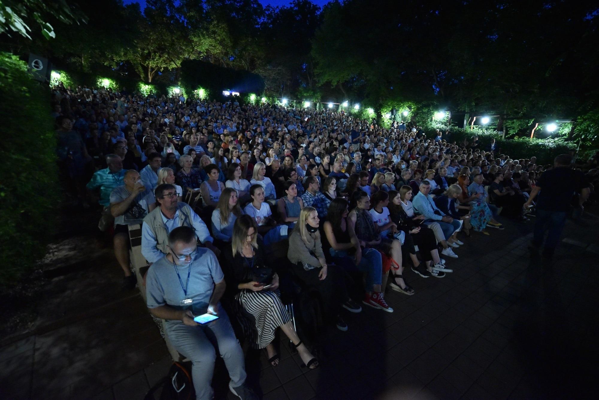 "Film ""Nečista krv – greh predaka"" premijerno prikazan na Festivalu evropskog filma Palić 2"
