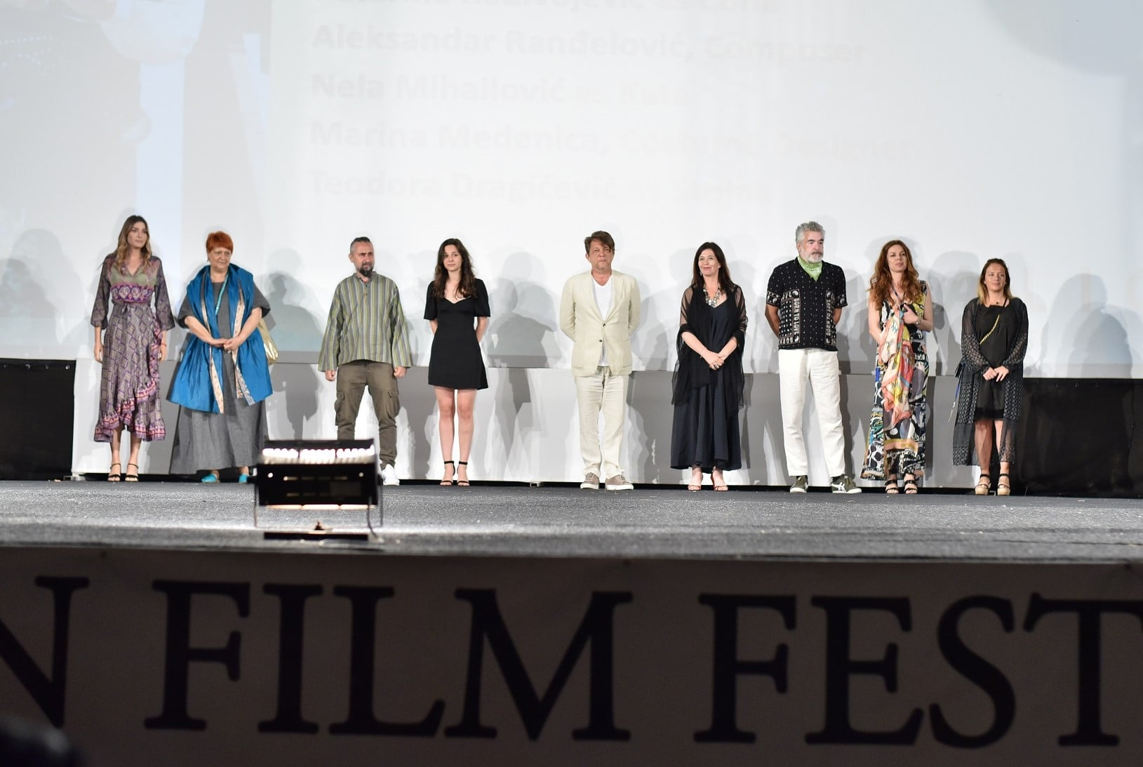 "Film ""Nečista krv – greh predaka"" premijerno prikazan na Festivalu evropskog filma Palić 3"