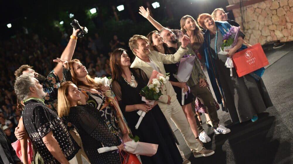 "Film ""Nečista krv – greh predaka"" premijerno prikazan na Festivalu evropskog filma Palić 1"