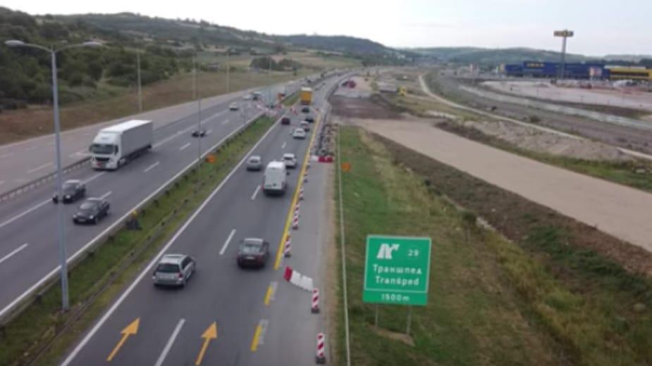Putevi Srbije: U zoni radova na Obilaznici oko Beograda smanjiti brzinu i poštovati signalizaciju 1