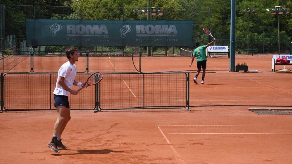 Igra se nastavlja - Mozzart pokreće i besplatnu školu tenisa u Beogradu 1