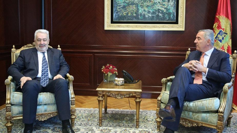 Đukanović dao saglasnost za ambasadora pri EU 1