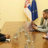 Predstavnik MMF u Srbiji u oproštajnoj poseti premijerki 11