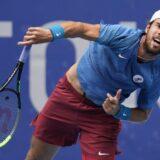 Teniser Hačanov prvi finalista olimpijskog turnira 10
