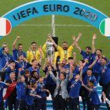 Šampioni Evrope doputovali u Rim 12