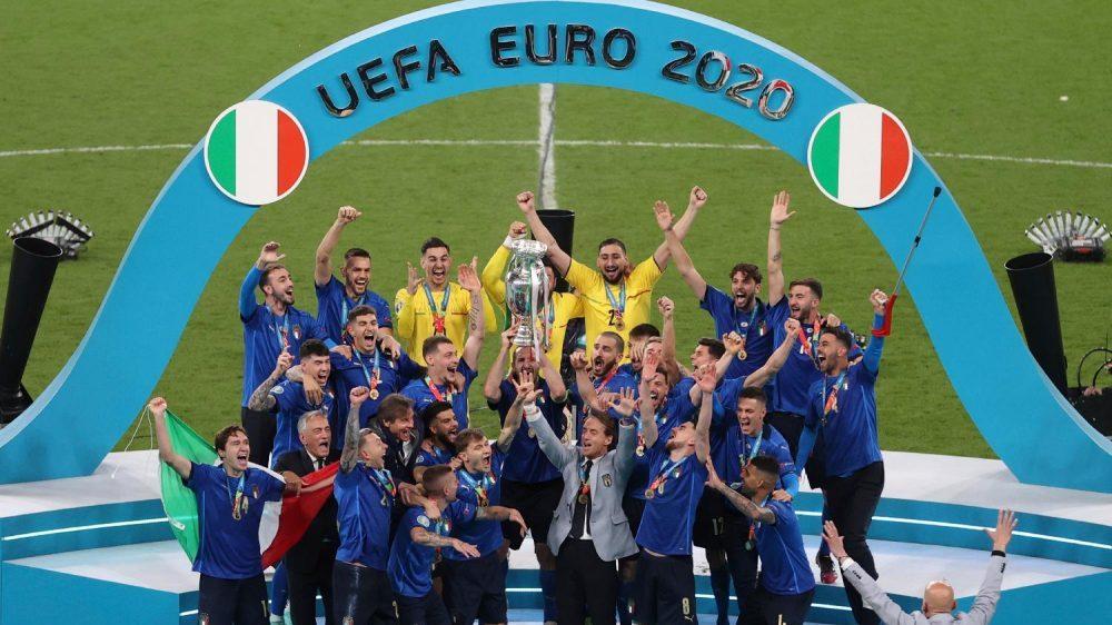 Finale Evropskog prvenstva u fudbalu gledalo 328 miliona ljudi 1