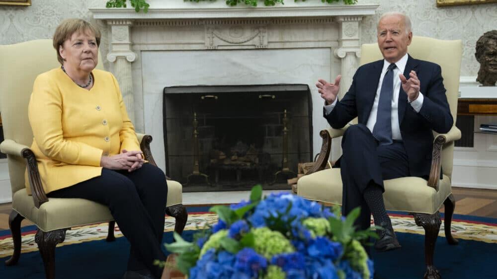 SAD i Nemačka postigli načelni sporazum oko gasovoda Severni tok 2 1