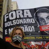 Nekoliko desetina hiljada Brazilaca protestovalo protiv predsednika Bolsonara 5