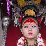 Nepal: Kumari, jedina živa boginja 12