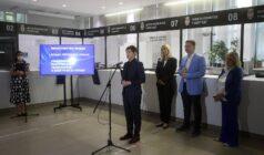 Predstavljena usluga eUverenje, Brnabić istakla značaj usluge jer unapređuje efikasnost sudstva 6