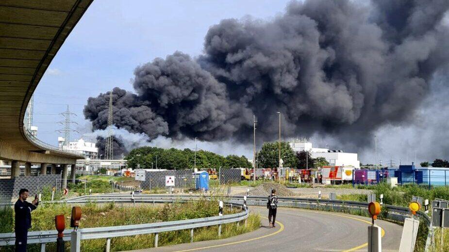 Potraga za nestalima u eksploziji u Nemačkoj i dalje traje 1