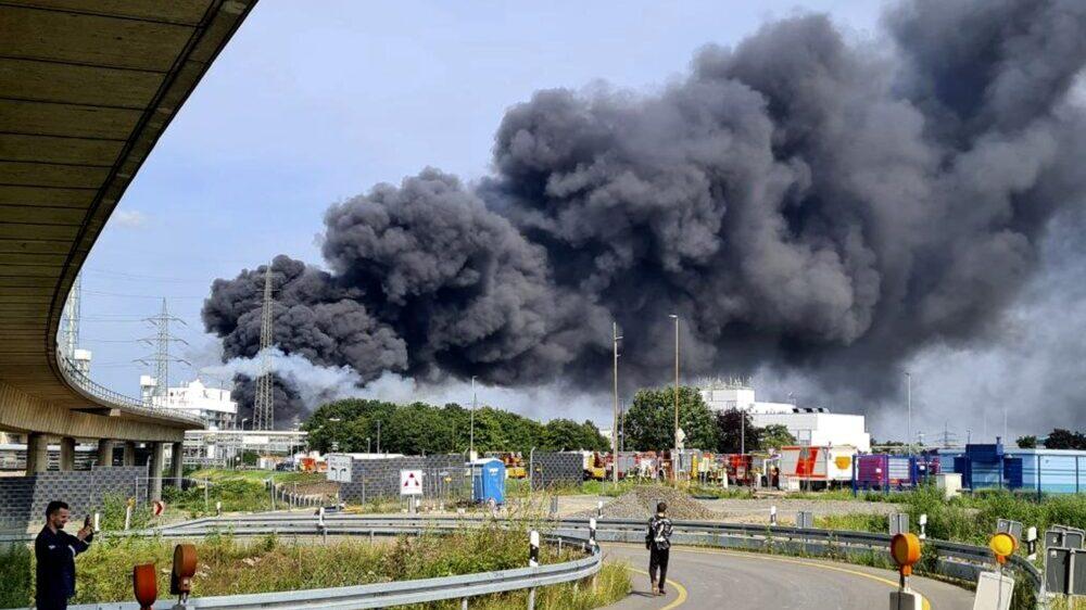 Eksplozija u Nemačkoj, nema podataka o šteti 1