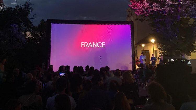 """Filmom """"Francuska"""" otvoren Festival francuskog filma na Kosančićevom vencu 1"""