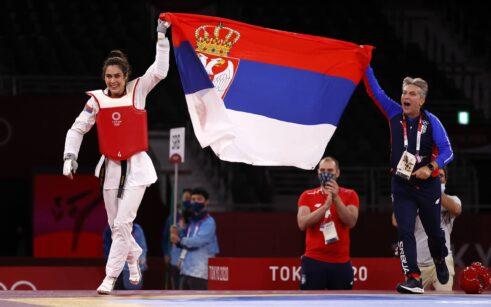 Zlatna medalja za tekvondistkinju Mandić u finalu Olimpijskih igara 6