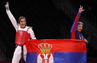 Zlatna medalja za tekvondistkinju Mandić u finalu Olimpijskih igara 3