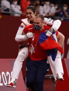 Zlatna medalja za tekvondistkinju Mandić u finalu Olimpijskih igara 2