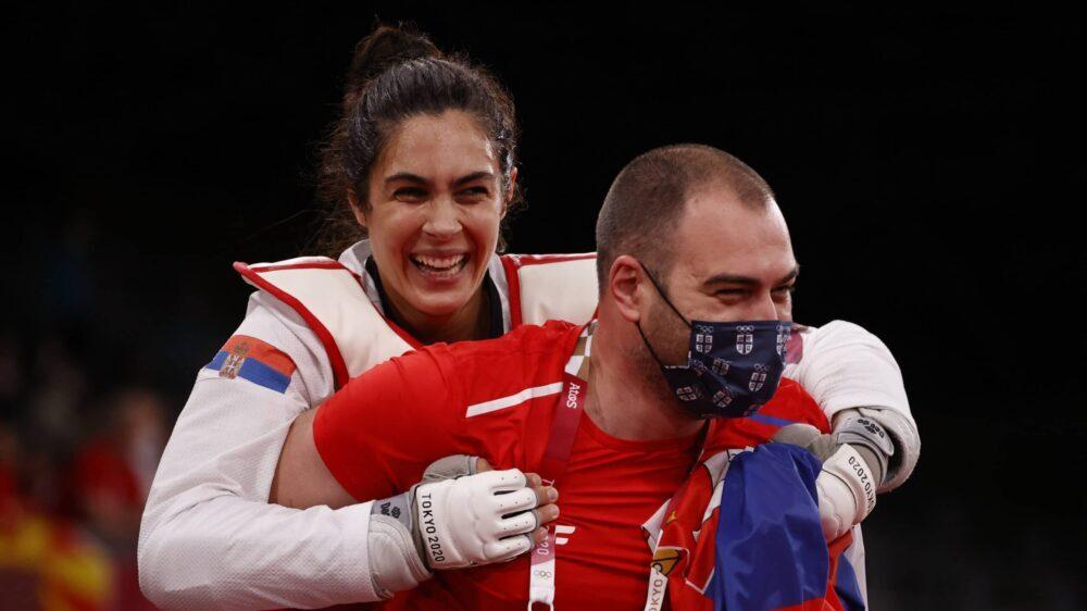 Zlatna medalja za tekvondistkinju Mandić u finalu Olimpijskih igara 1