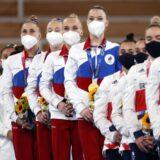 Rusiji zlato u sportskoj gimnastici, finale obeležila povreda Simon Bajls 7