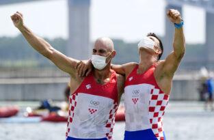 Vasić i Mačković bez medalje u disciplini dvojac bez kormilara na OI 2