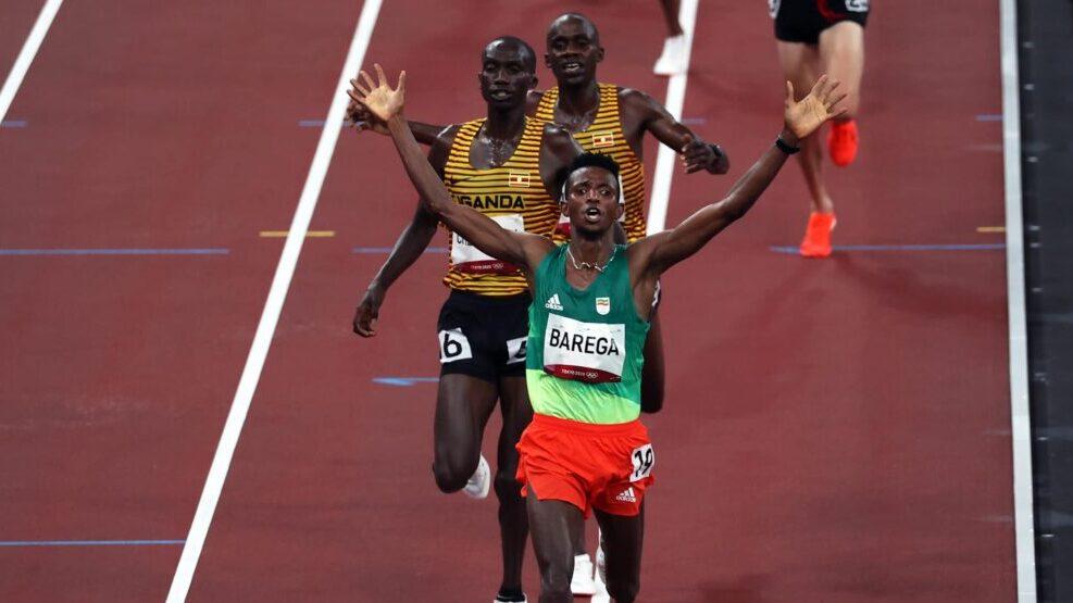 Barega osvojio prvu atletsku medalju u Tokiju 1