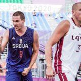 Basketaši Letonije u finalu OI, Srbija za bronzu protiv Belgije 11