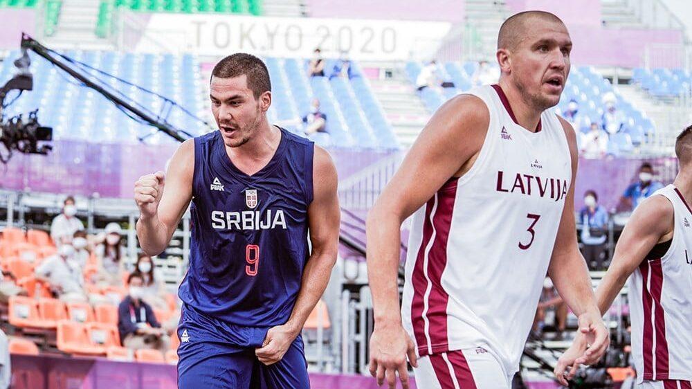 Basketaši Letonije u finalu OI, Srbija za bronzu protiv Belgije 1