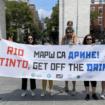 "Protest protiv ""Rio Tinta"" i u Njujorku: Vlast u Srbiji sprovodi ekocid 23"