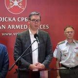 Vučić sa vojnim vrhom: U okruženju se svi dramatično naoružavaju, mnogo stvari još moramo da uradimo 7