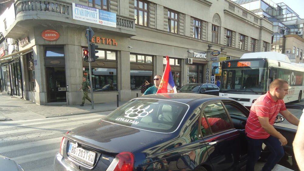 Kako su ljudi dočekali Mariniku Tepić u Kragujevcu 2