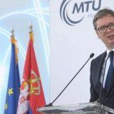 Vučić: Rast privrede Srbije u drugom kvartalu 15 odsto 9