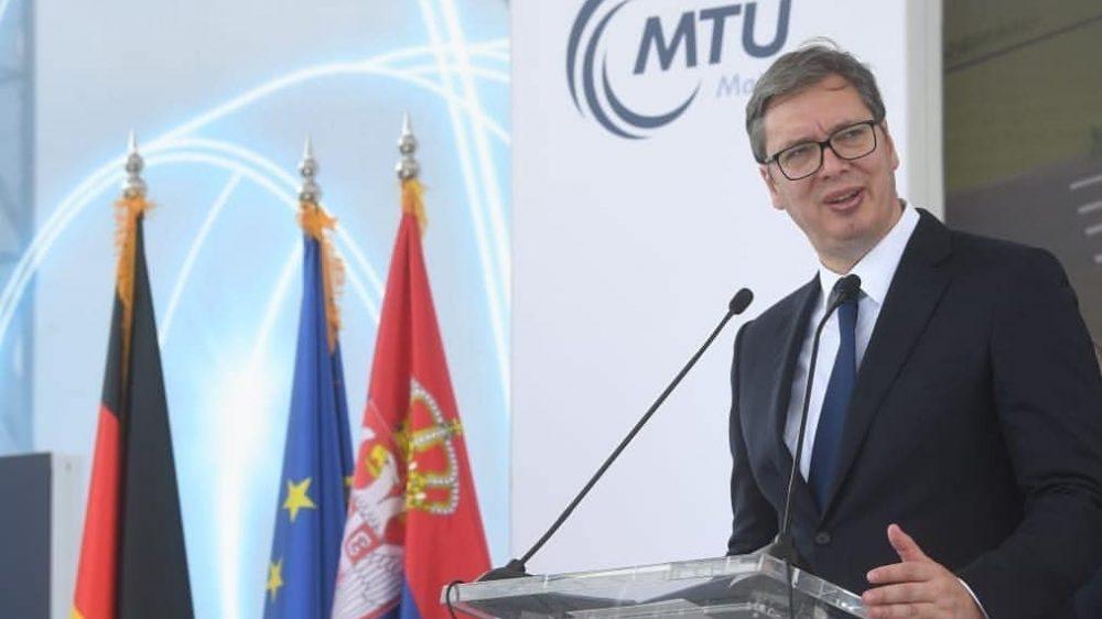 Vučić: Rast privrede Srbije u drugom kvartalu 15 odsto 1