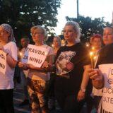 Na protestu u Petrovaradinu žena kolima udarila nekoliko građana (FOTO/VIDEO) 4