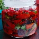 Recept: Sušeni paradajz 4