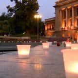 U Beogradu upaljeno 400 sveća u pomen žrtvama Srebrenice 10