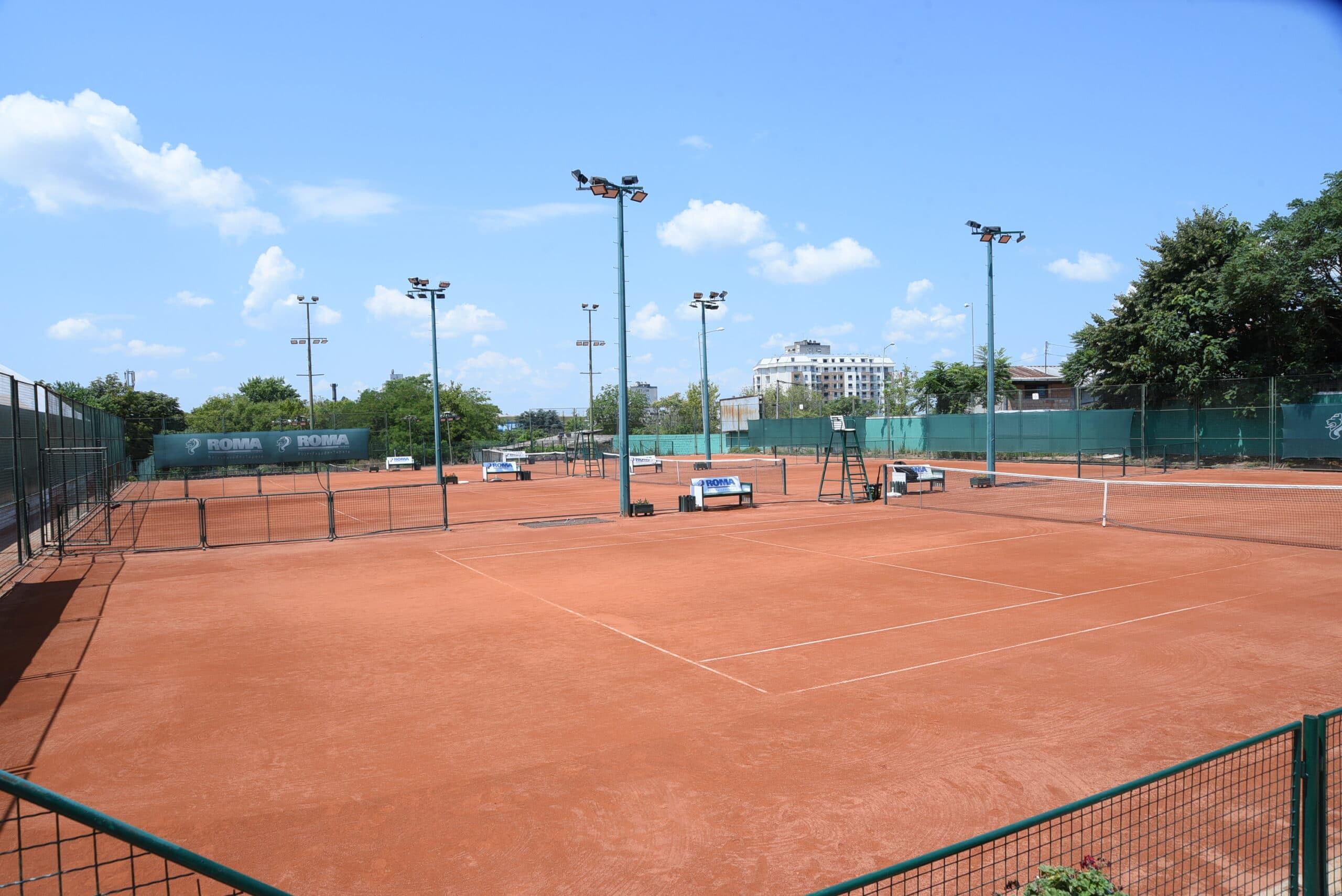 Igra se nastavlja - Mozzart pokreće i besplatnu školu tenisa u Beogradu 2