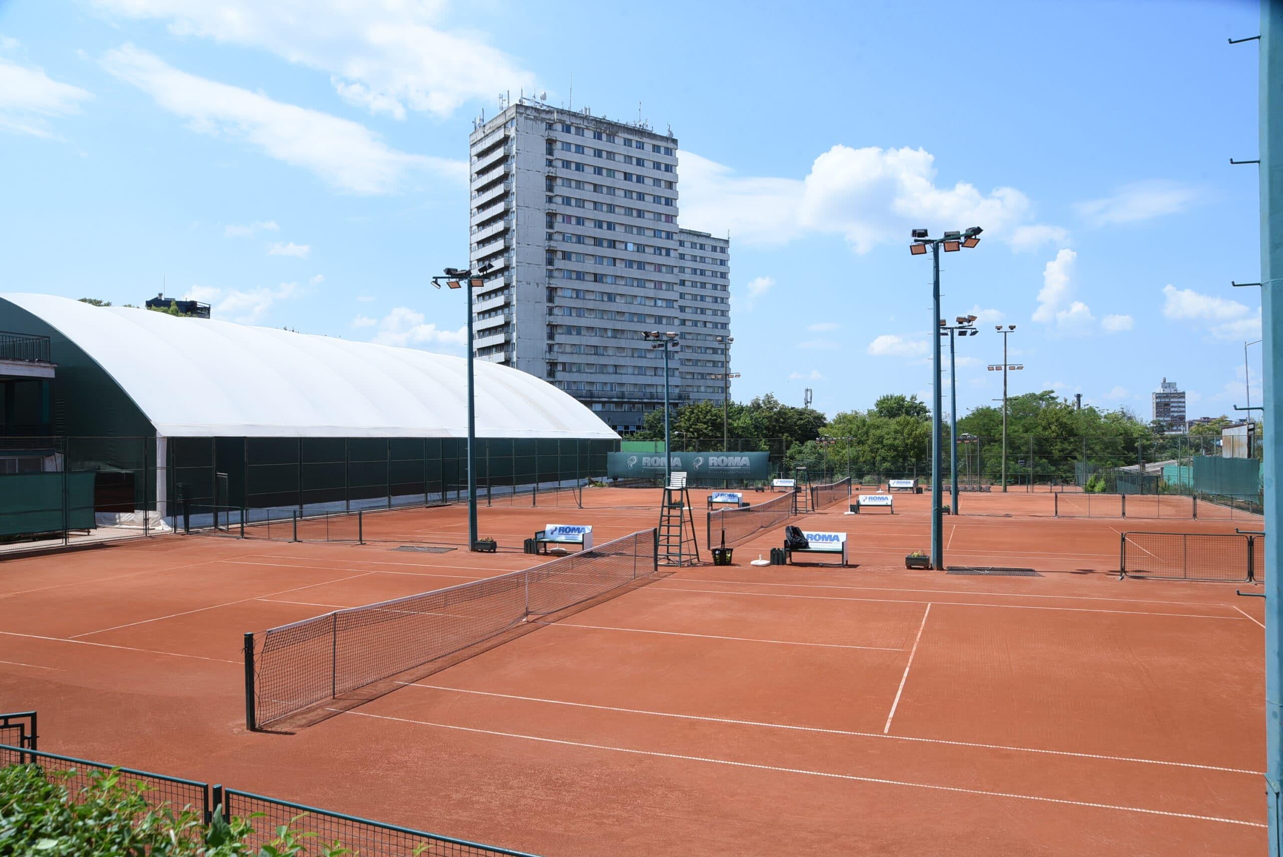 Igra se nastavlja - Mozzart pokreće i besplatnu školu tenisa u Beogradu 3